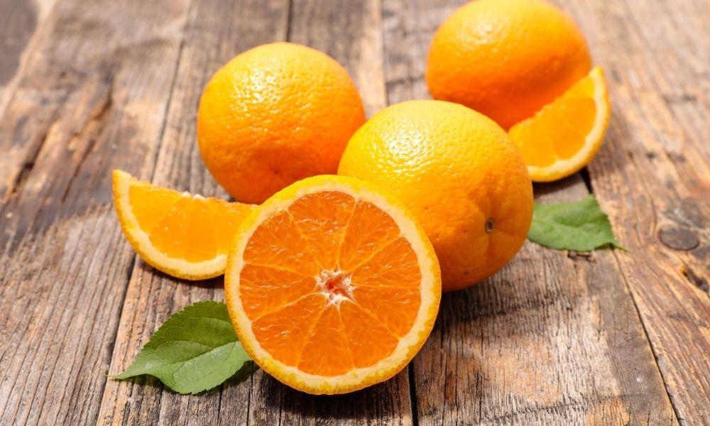 immune-boosting foods - oranges