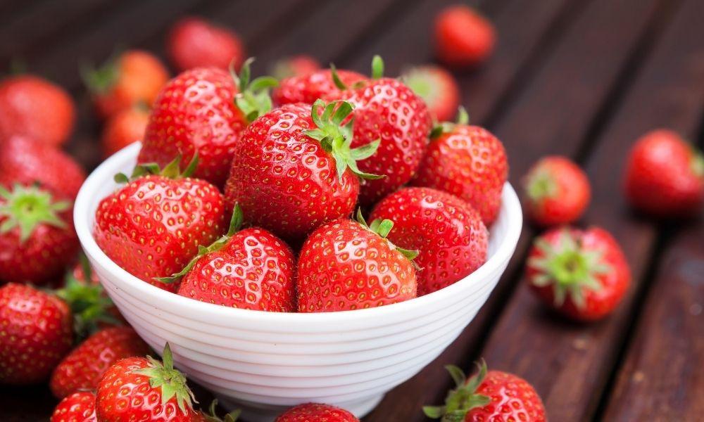 nutrient-rich fruits