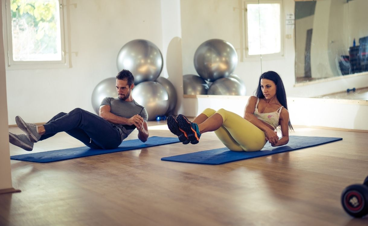 make your workout fun