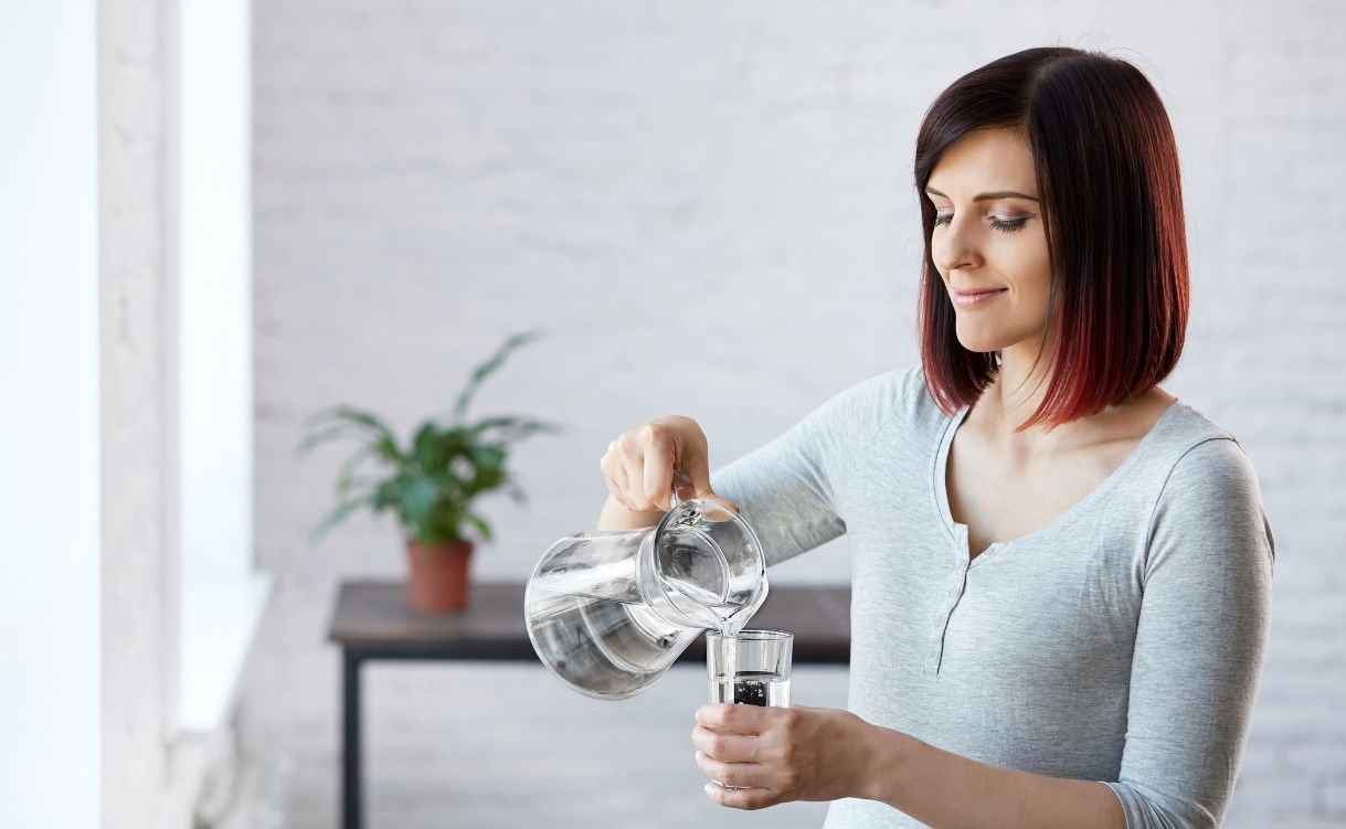 Drinking water - how to stay hydrated every day